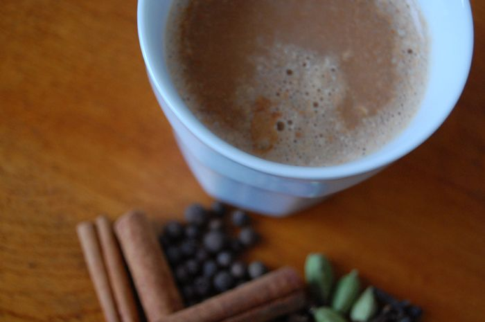 Homemade Chai Rooibos Concentrate | Recipes to try | Pinterest