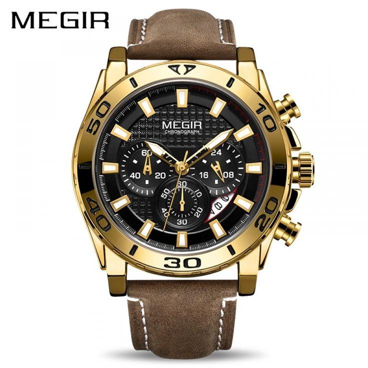 Megir mens watch watches for men best watches for men