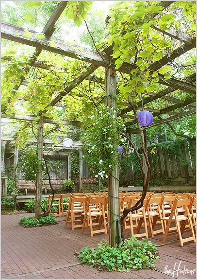 The Garden Room On Son Street In Fayetteville Ar Photo By Jason Barefoot Weddingwedding Placeswedding