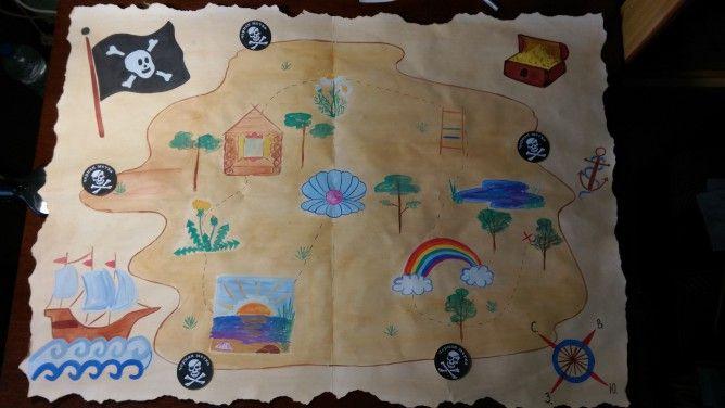 Спортивное испытание в рамках проекта «Пиратский квест для выпускников детского сада». Воспитателям детских садов, школьным учителям и педагогам - Маам.ру