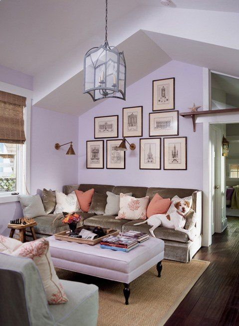 Die besten 25+ Lavendel wohnzimmer Ideen auf Pinterest Lila - wohnzimmer deko lila