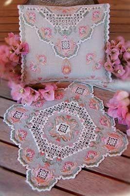 Create an envelope purse or a doily. 0936E 0936F 0936S
