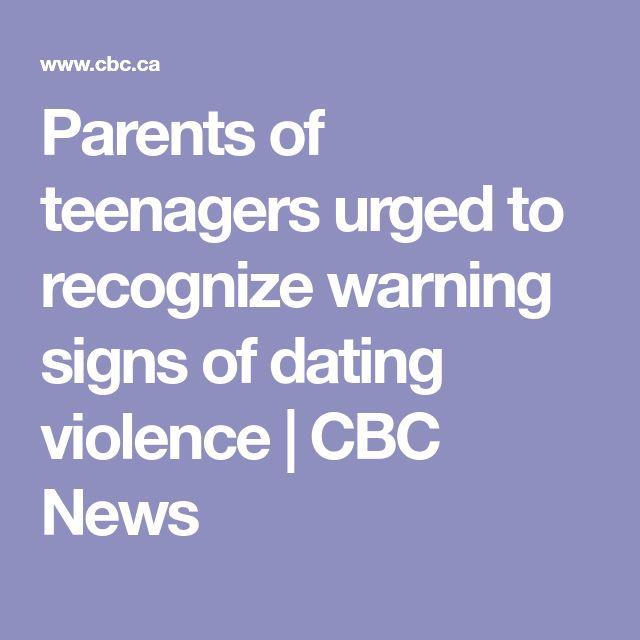 5 warning signs of dating violence