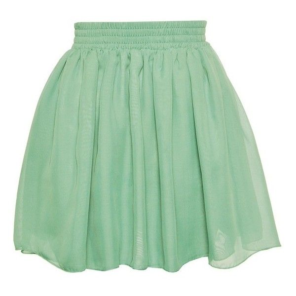 Hearts Bows Mint Green Carla Skirt ❤ liked on Polyvore featuring skirts, bottoms, green skirt, mint skirt and mint green skirts