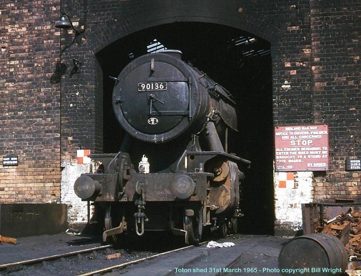 David Heys steam diesel photo collection - 57 - RAIL CAMERAMAN B WRIGHT