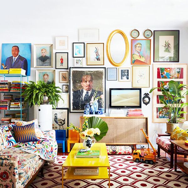 Why Maximalism Is The New Minimalism - Looks like minimalism is on its way out. - Photos