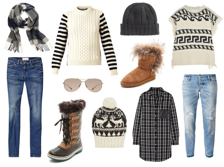 Après-Ski Style: What to Wear After Hitting the Slopes - Condé Nast Traveler