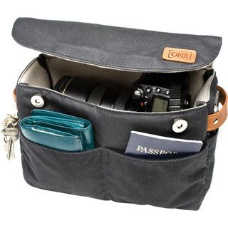 ONA Roma Camera Insert and Bag Organizer, bags shoulder bags, ONA - Pictureline  - 2