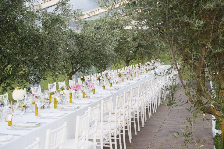 Matrimonio in serra