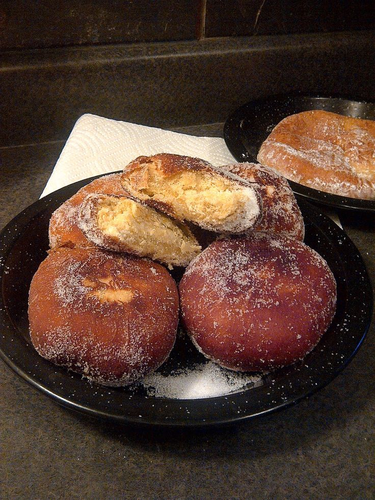 Portuguese Sweet Bread & Malasadas