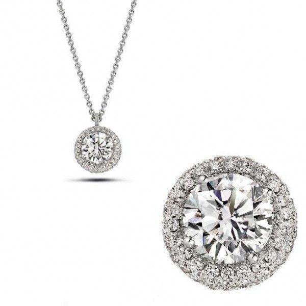 Pendentif Diamant