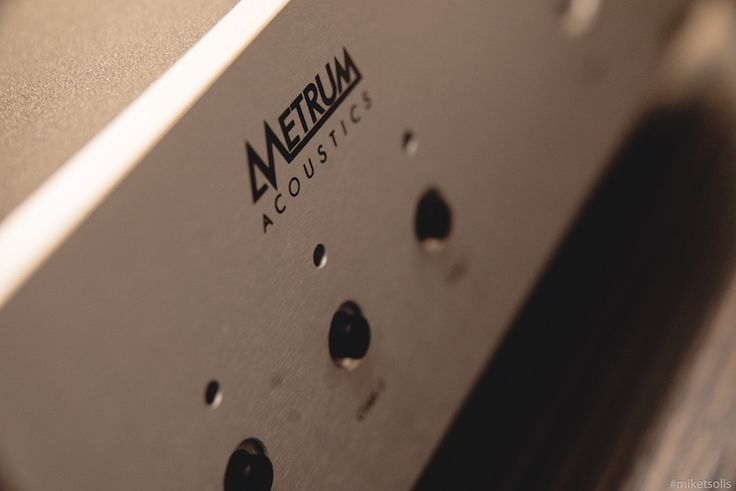 Metrum Acoustics  available in Greece from Chameleon Audio www.chameleon-audio.com