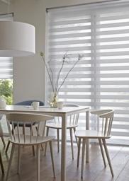 Ge(s)laagd! - Geniet van de zon met een innovatief product van Luxaflex, de Luxaflex® Twist Rolgordijnen.