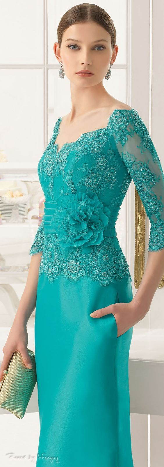 52 best Mother of the Bride Dresses images on Pinterest | Aire ...
