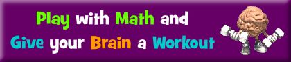 Practice your math skills with these fun and challenging games. There are action games, puzzles, and other learning activities. Concepts include basic math operations, algebra, percent, geometry, and money.