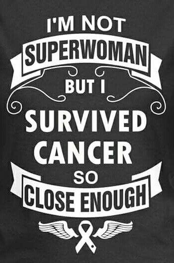 7 years this September 21st of being cancer free. Stage 2 cervical cancer.