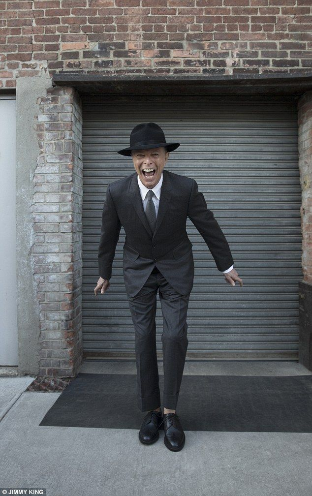 Manofmusic :: Photos sur David Bowie 2016