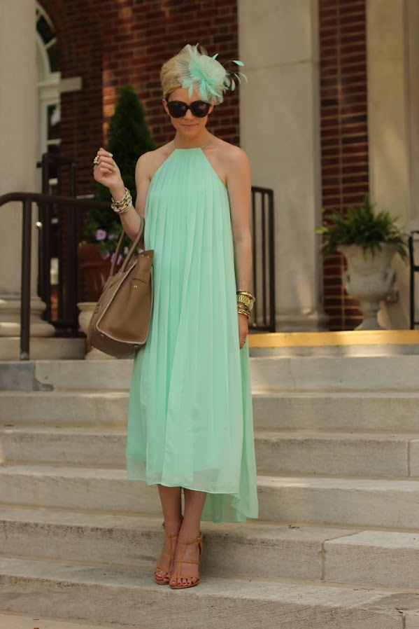 i love atlantic-pacific!: Fun Recipes, Fashion, Blair Eadie, Style, Like Chiffon, Fascinator, Chiffon Dresses, Mint Julep