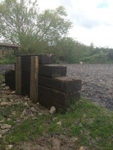 Mounting from a high mounting block and the benefits it has for both horse & rider