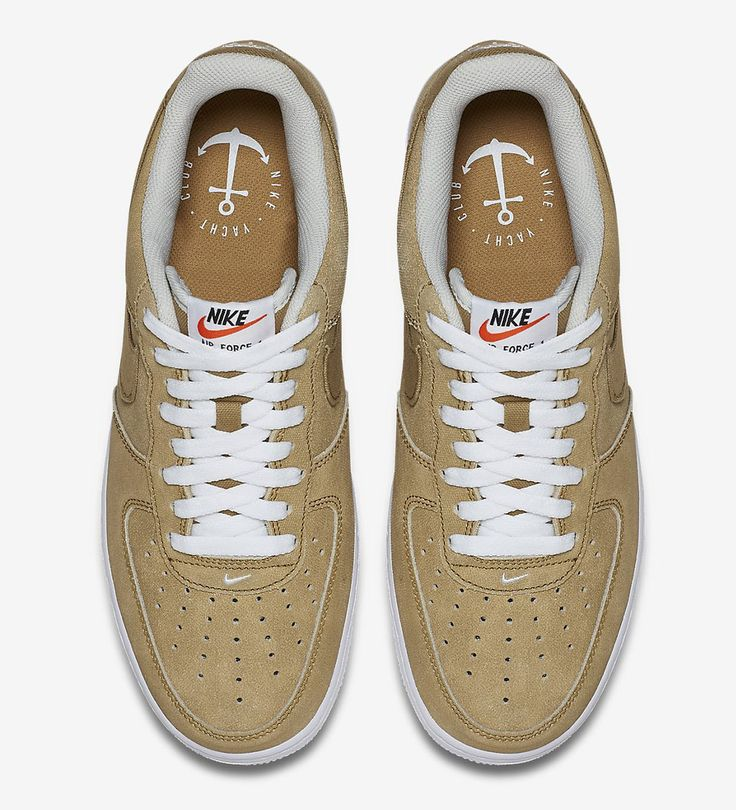 best website d3ed9 c61e8 Nike Air Force 1 Low Nike Air Force One Yacht Club ...