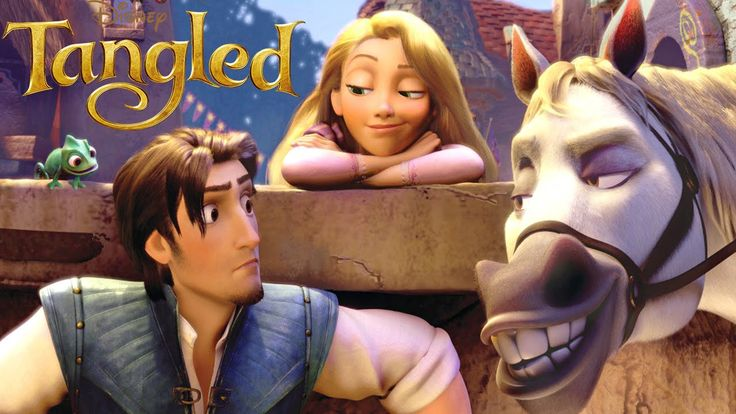 #6 Disney Tangled - Rapunzel  - Video Game - Gameplay - Game Movie For K...