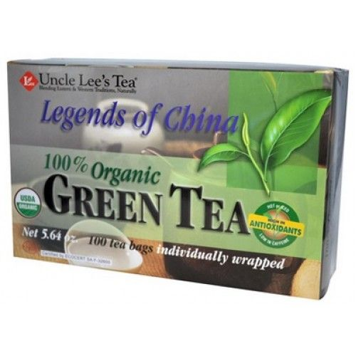 Tea, Legend of China, Og1, Green - $5.99