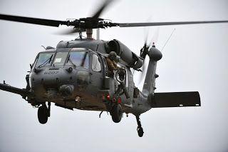 US Helicopter Crashes on Okinawa