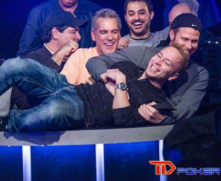 Daftar Pemenang Turnamen Poker Dunia