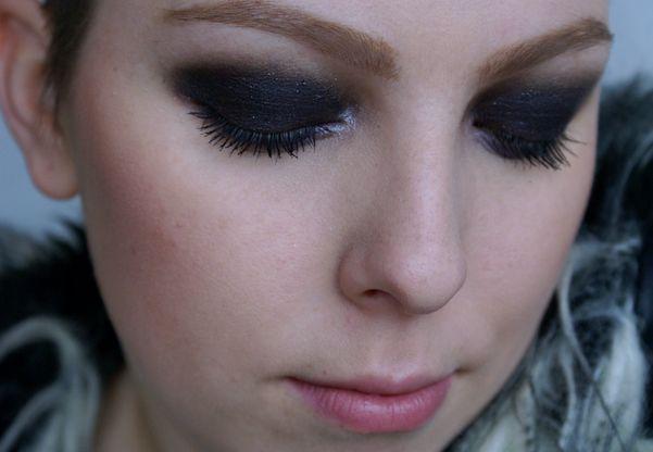 Dnešní Makeup: Obscure Purple