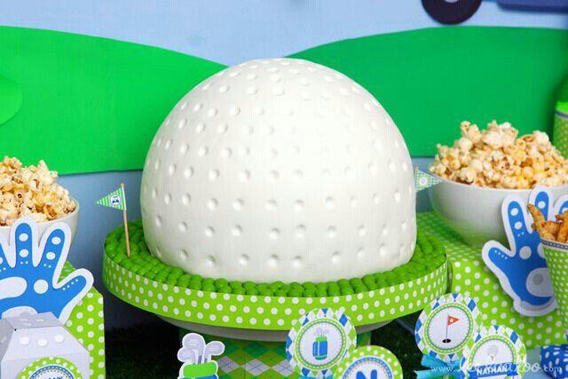 Golfe cake
