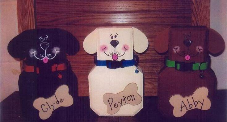 Painted Dog Pavers