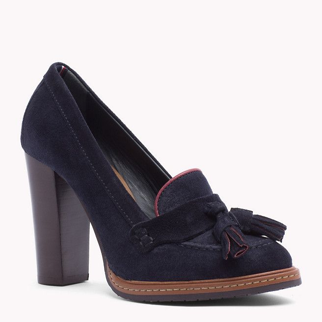 Tommy Hilfiger Gracie Pump - midnight/biking red (Blue) - Tommy Hilfiger Pumps - main image