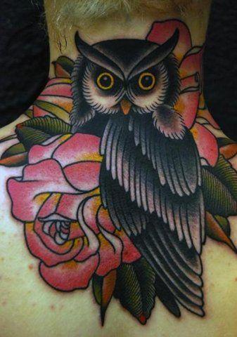 Significado da tatuagem de coruja e 160 exemplos de tattoos                                                                                                                                                                                 Mais