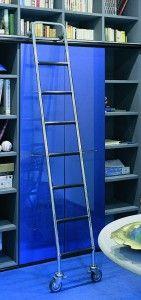 Hafele Matris merdiven ile ulaşılamayan kitap yok.
