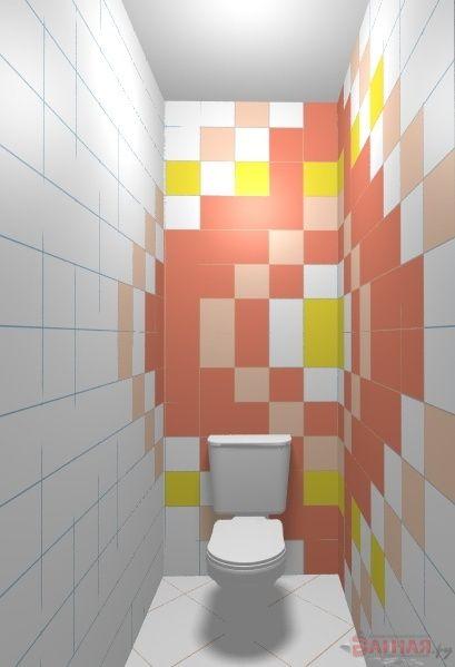 Плитка для ванной комнаты Калейдоскоп 20*20 Kerama Marazzi