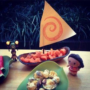 Moana Party #Moana #disney #maui