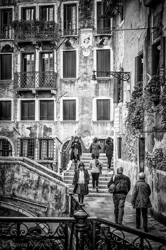 Venice Street Photography  Fine Art Limited by TravenMilovich