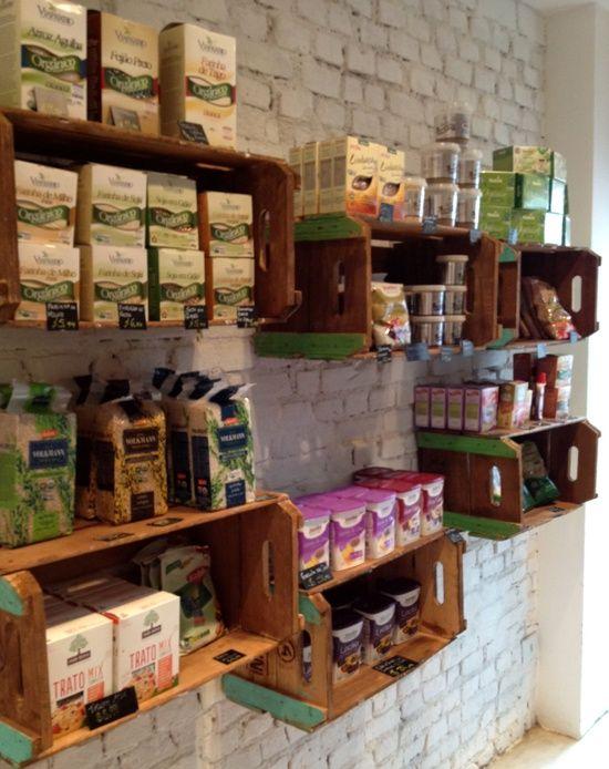 O+N Produtos orgânicos e naturais