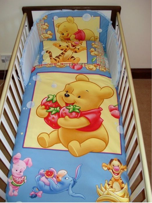 Winnie The Pooh Baby Bedding Photo 9 Jpg