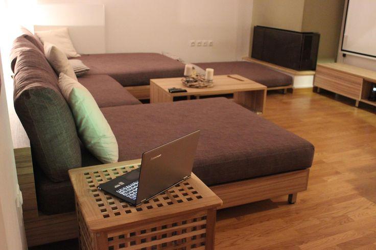 Home CInema Sofa