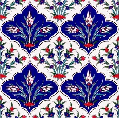 Turkish Tiles: Unyielding Faith