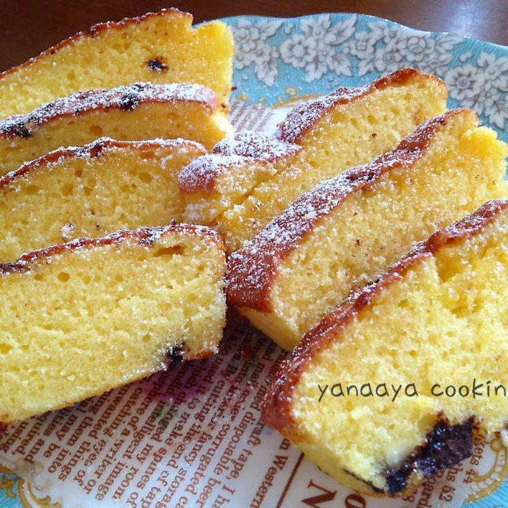 焼くまで5分‼超簡単美味しいクリームチーズのパウンドケーキ by AYA / とにかく簡単なのにめちゃくちゃ美味しい♬ / Nadia