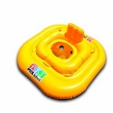 Intex 56587EU - Babysicherheitsring Deluxe Baby Float 4 Kammern
