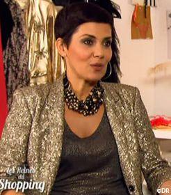 Cristina CORDULA dans Les reines du shopping le 27 06 2013 sur M6 | TELEVISIONSTYLE.COM
