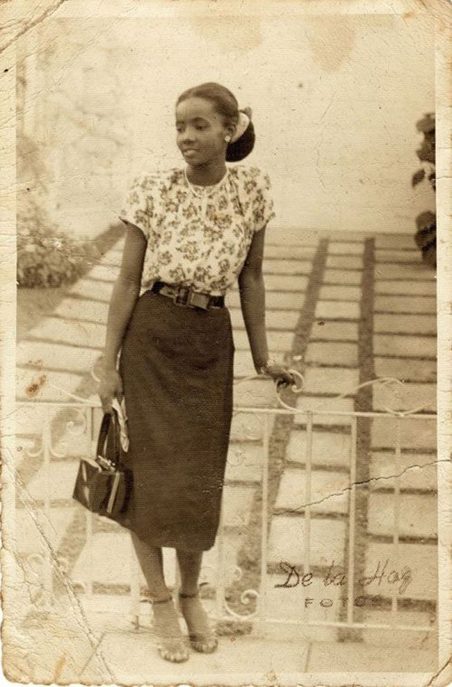 cool Stunning Vintage Photos Show The Beauty Of African-American Women From Between 1920s And 1940s - My blog solomonhairstyleshaircuts.space