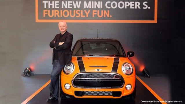 The new MINI Cooper S launched