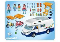 Playmobil Grand Camping-car familial 4859