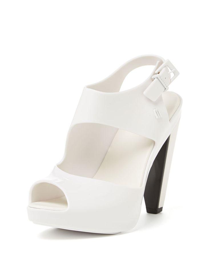 Estrelicia Platform Sandal by Melissa at Gilt