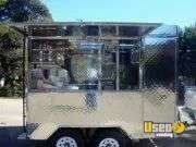 All Stainless Street Food Trailer for Sale in California!!!