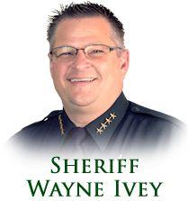 Sheriff Wany Ivey